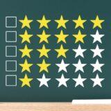 「A・B・C」などの人事評価段階はいくつぐらいが適当か